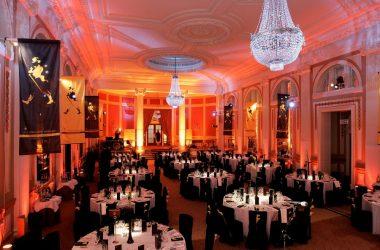 JW Champs gala dinner